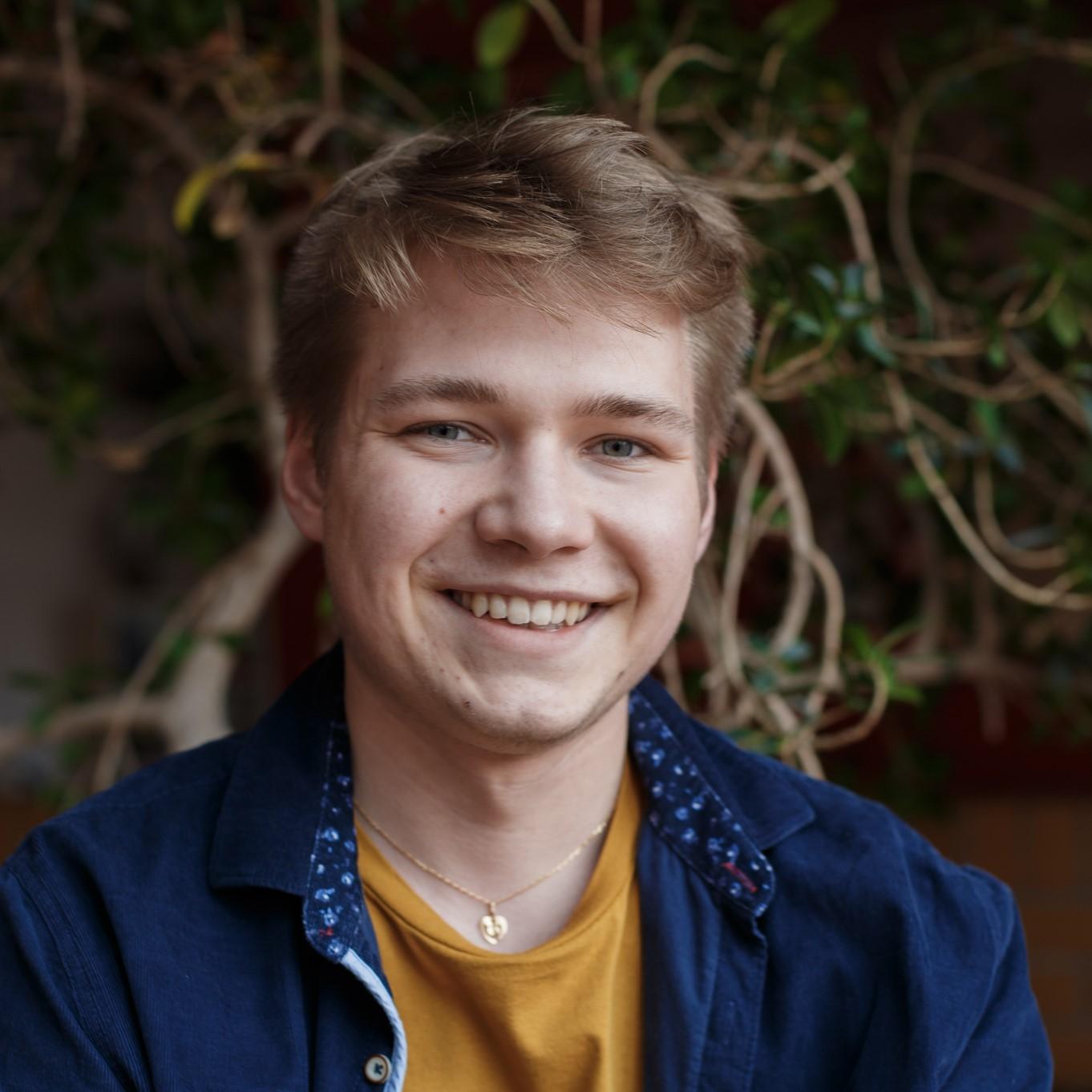 Ein Foto von Finn aus dem youpaN